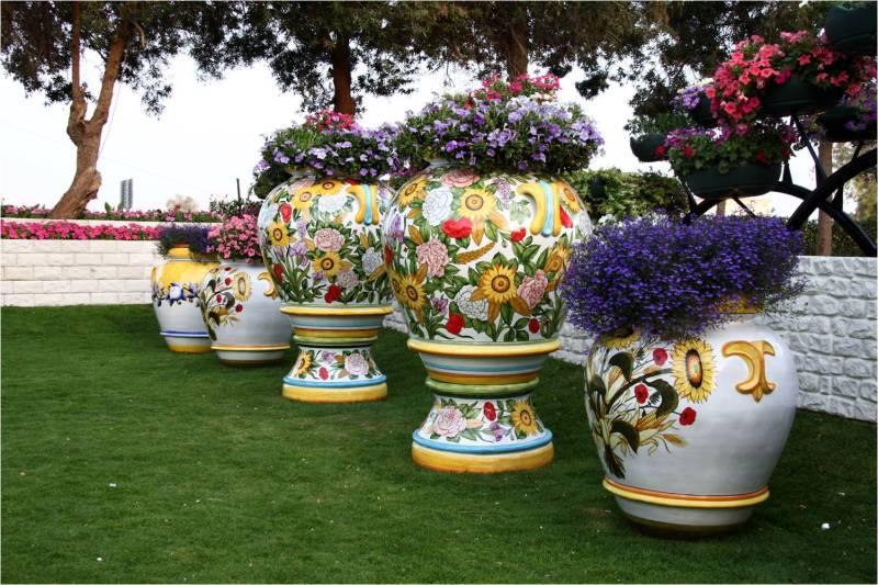 Flower Park, Al-Ain Paradise