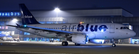 Traveling to Dubai via Air blue