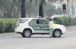 Shurta (Police) SUV in Dubai