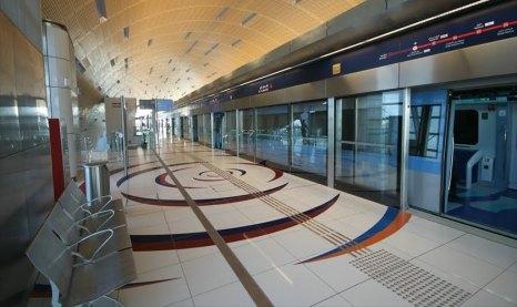 Al Rigga Metro Station