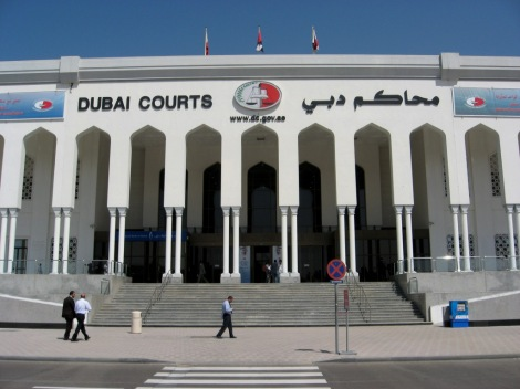 Passport lost application needs to be stamped by Dubai Courts