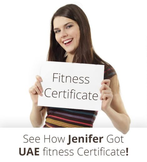 Pass UAE Medical Fitness exam