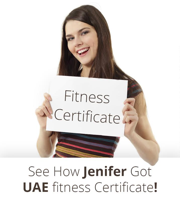 UAE medical exam for residency visa